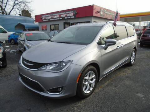 2020 Chrysler Pacifica for sale at International Motors in Laurel MD