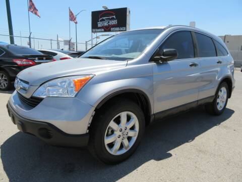 2008 Honda CR-V for sale at Moving Rides in El Paso TX