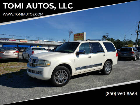 2007 Lincoln Navigator for sale at TOMI AUTOS, LLC in Panama City FL