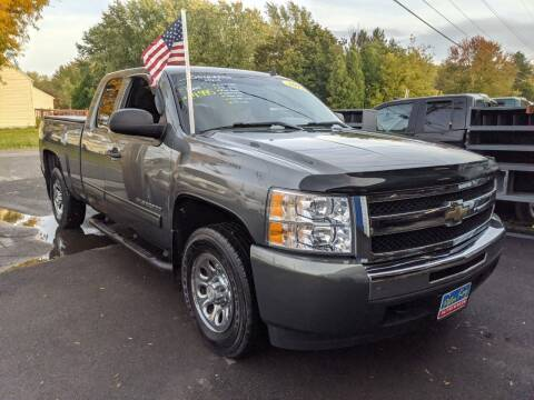2011 Chevrolet Silverado 1500 for sale at Peter Kay Auto Sales in Alden NY