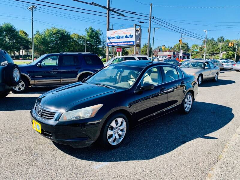 2010 Honda Accord for sale at New Wave Auto of Vineland in Vineland NJ