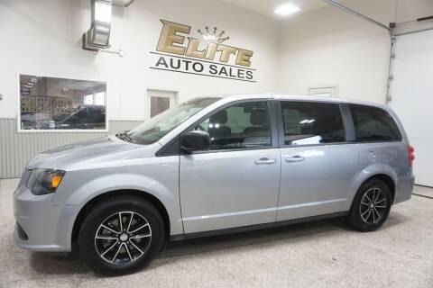 2018 Dodge Grand Caravan for sale at Elite Auto Sales in Ammon ID