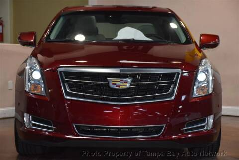 2016 Cadillac XTS for sale at Tampa Bay AutoNetwork in Tampa FL