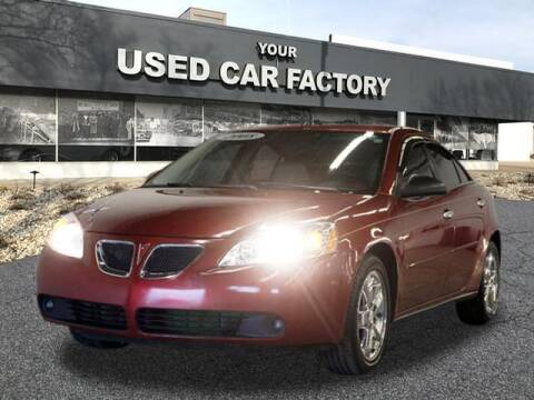 2008 Pontiac G6 for sale at JOELSCARZ.COM in Flushing MI