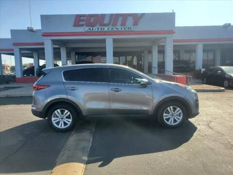 2019 Kia Sportage for sale at EQUITY AUTO CENTER in Phoenix AZ