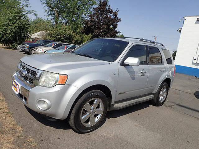 2008 Ford Escape for sale at Tommy's 9th Street Auto Sales in Walla Walla WA