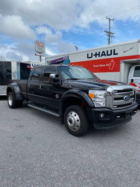 2016 Ford F-450 Super Duty for sale in Elizabeth City, NC