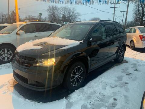 2018 Dodge Journey for sale at GENE AND TONYS DEMOTTE AUTO SALES in Demotte IN