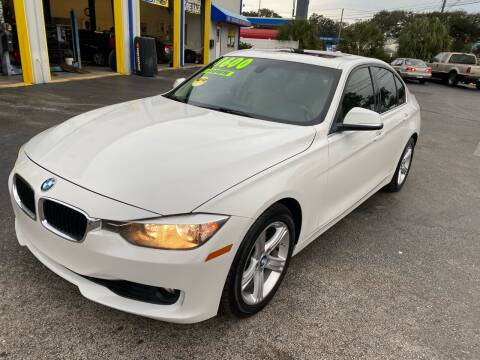2015 BMW 3 Series for sale at RoMicco Cars and Trucks in Tampa FL