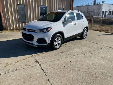 2017 Chevrolet Trax for sale at Walker Motors in Muncie IN