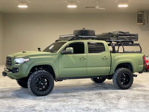 2017 Toyota Tacoma for sale at Harper Motorsports-Powersports in Post Falls ID