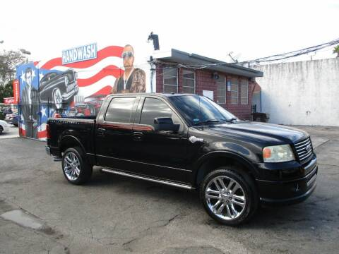 2007 Ford F-150 for sale at BIG BOY DIESELS in Ft Lauderdale FL