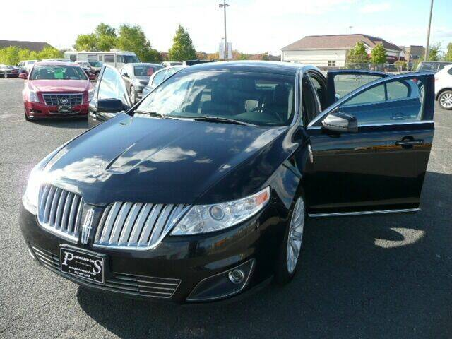 2012 Lincoln MKS for sale at Prospect Auto Sales in Osseo MN