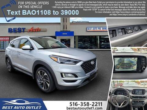 2019 Hyundai Tucson for sale at Best Auto Outlet in Floral Park NY