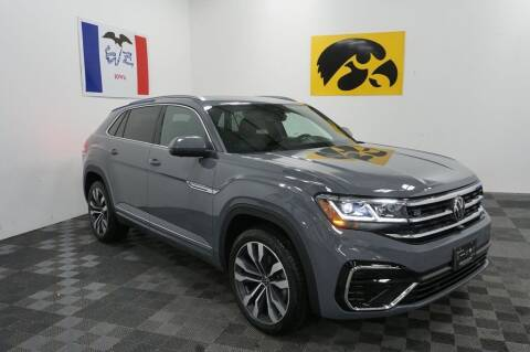 2021 Volkswagen Atlas Cross Sport for sale at Carousel Auto Group in Iowa City IA