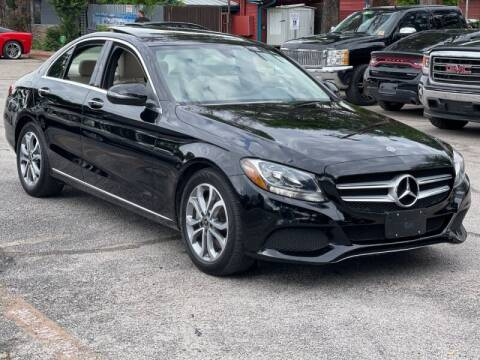 2018 Mercedes-Benz C-Class for sale at AWESOME CARS LLC in Austin TX