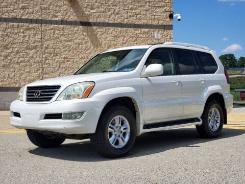 2005 Lexus GX 470 for sale at FAYAD AUTOMOTIVE GROUP in Pittsburgh PA