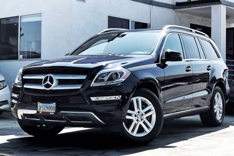 2016 Mercedes-Benz GL-Class for sale at Fastrack Auto Inc in Rosemead CA