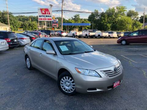 2008 Toyota Camry for sale at KB Auto Mall LLC in Akron OH