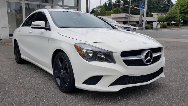 2016 Mercedes-Benz CLA for sale in Everett, WA