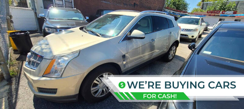 2011 Cadillac SRX for sale at Rockland Auto Sales in Philadelphia PA