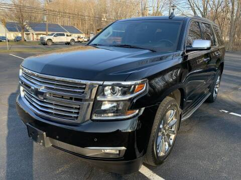 2015 Chevrolet Tahoe for sale at Volpe Preowned in North Branford CT