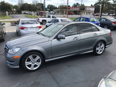 2013 Mercedes-Benz C-Class for sale at Riviera Auto Sales South in Daytona Beach FL