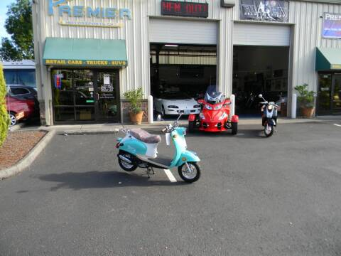 2021 Wolf Brand Scooters Islander for sale at PREMIER MOTORSPORTS in Vancouver WA