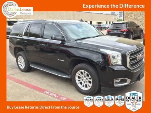 2016 GMC Yukon for sale at Dallas Auto Finance in Dallas TX
