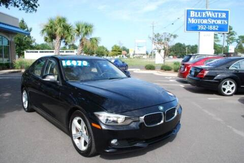 2014 BMW 3 Series for sale at BlueWater MotorSports in Wilmington NC