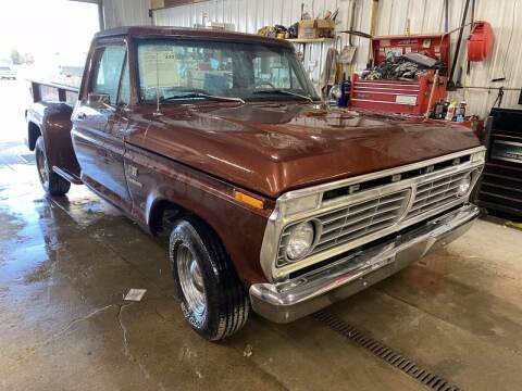 1973 Ford F-100 for sale at B & B Auto Sales in Brookings SD