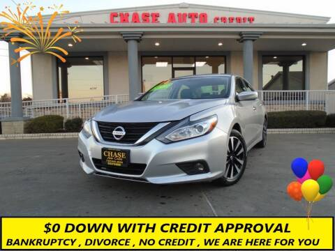 2018 Nissan Altima for sale at Chase Auto Credit in Oklahoma City OK
