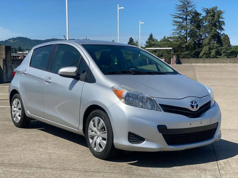 2013 Toyota Yaris for sale at Rave Auto Sales in Corvallis OR