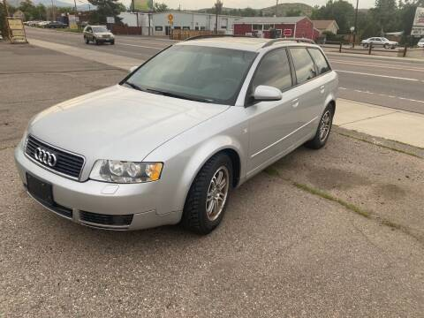 2005 Audi A4 for sale at Fast Vintage in Wheat Ridge CO