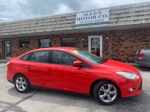 2012 Ford Focus for sale at Allen Motor Company in Eldon MO