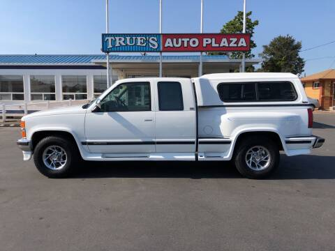 1993 Chevrolet C/K 1500 Series for sale at True's Auto Plaza in Union Gap WA