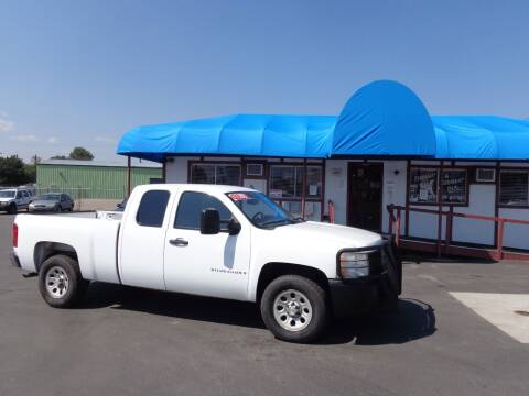 2007 Chevrolet Silverado 1500 for sale at Jim's Cars by Priced-Rite Auto Sales in Missoula MT