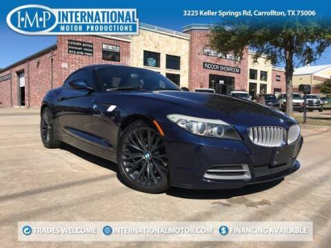 2009 BMW Z4 for sale at International Motor Productions in Carrollton TX