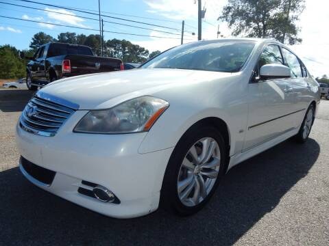 2008 Infiniti M35 for sale at Medford Motors Inc. in Magnolia TX