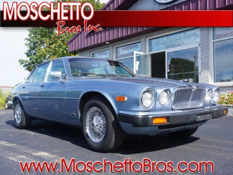 1987 Jaguar XJ-Series for sale at Moschetto Bros. Inc in Methuen MA