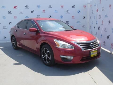 2015 Nissan Altima for sale at Cars Unlimited of Santa Ana in Santa Ana CA