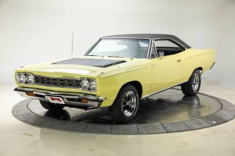 1968 Plymouth Roadrunner for sale at Duffy's Classic Cars in Cedar Rapids IA