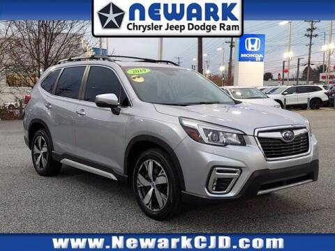 2019 Subaru Forester for sale at NEWARK CHRYSLER JEEP DODGE in Newark DE