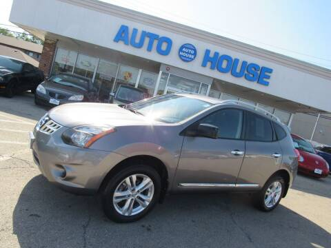 2015 Nissan Rogue Select for sale at Auto House Motors in Downers Grove IL