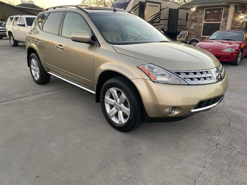 2007 Nissan Murano for sale at Autoway Auto Center in Sevierville TN
