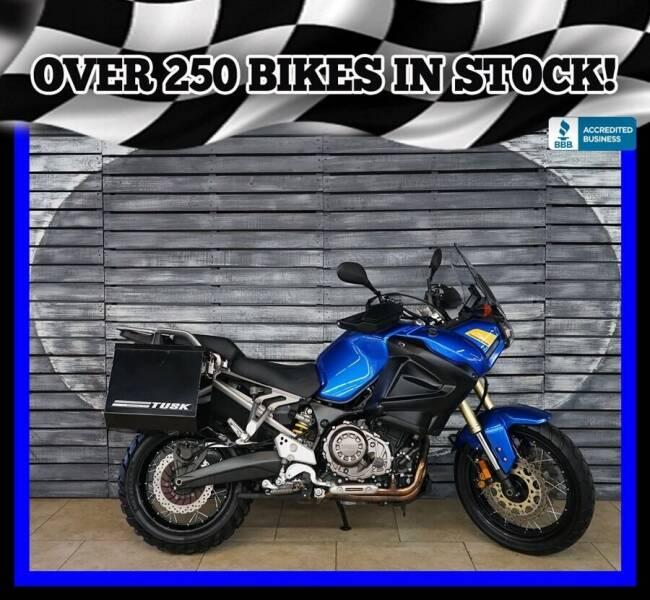 2012 Yamaha Super Tenere for sale at AZautorv.com in Mesa AZ