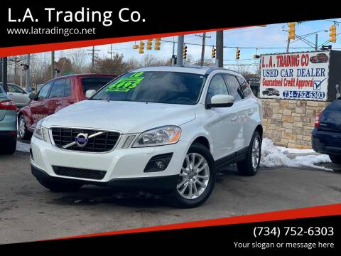 2010 Volvo XC60 for sale at L.A. Trading Co. Woodhaven in Woodhaven MI
