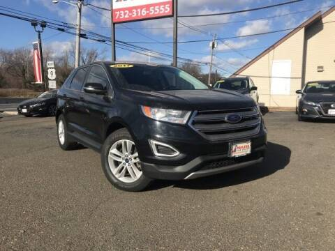 2017 Ford Edge for sale at PAYLESS CAR SALES of South Amboy in South Amboy NJ