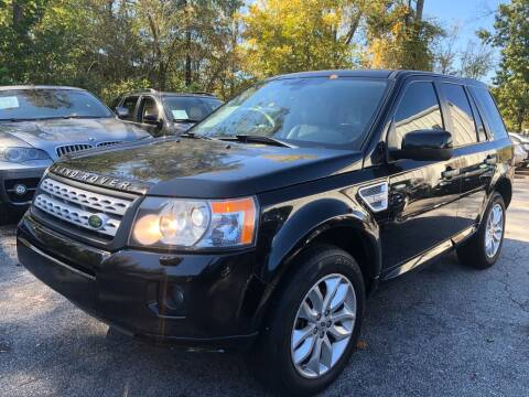 2011 Land Rover LR2 for sale at Car Online in Roswell GA