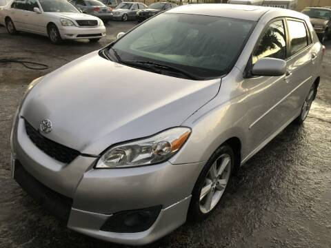 2009 Toyota Matrix for sale at WHEEL UNIK AUTOMOTIVE & ACCESSORIES INC in Orlando FL